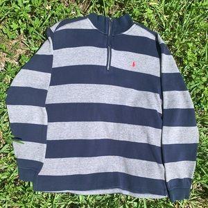 Vintage polo Ralph Lauren striped crewneck sweater